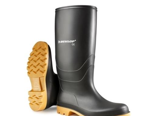 Dunlop Viking boots!